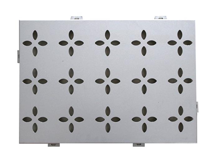 冲孔异型铝单板