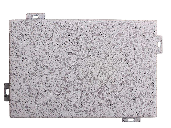 波形仿石材铝单板的优点解析